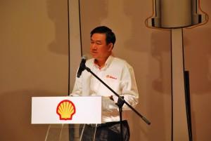 Leslie Ng Shell Lubricants GM Malaysia & Singapore