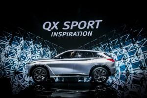 Infiniti QX Sport Inspiration 2016 Beijing Auto Show