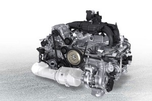 Porsche 718 Cayman & Boxster Engine