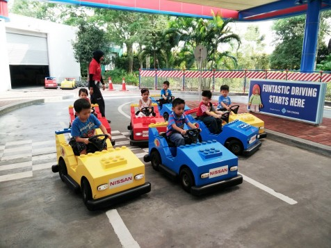 2016 Nissan Safety Campaign Launched At Legoland Malaysia Resort