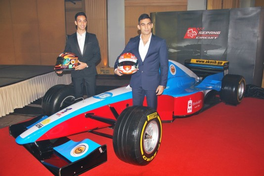Malaysian Drivers Racing In GP2 And GP3