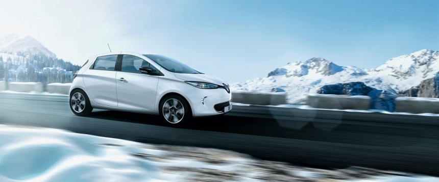 The Renault ZOE Is Here