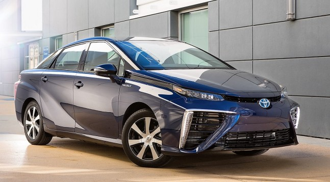 Toyota Fuel Cell Research Leads To Battery Breakthrough