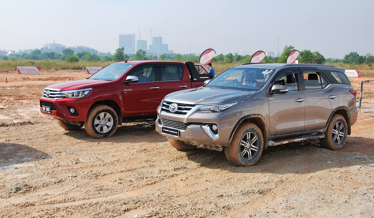 new car release 2016 malaysiaNew Toyota Hilux And Fortuner Launched In Malaysia  Autoworldcommy
