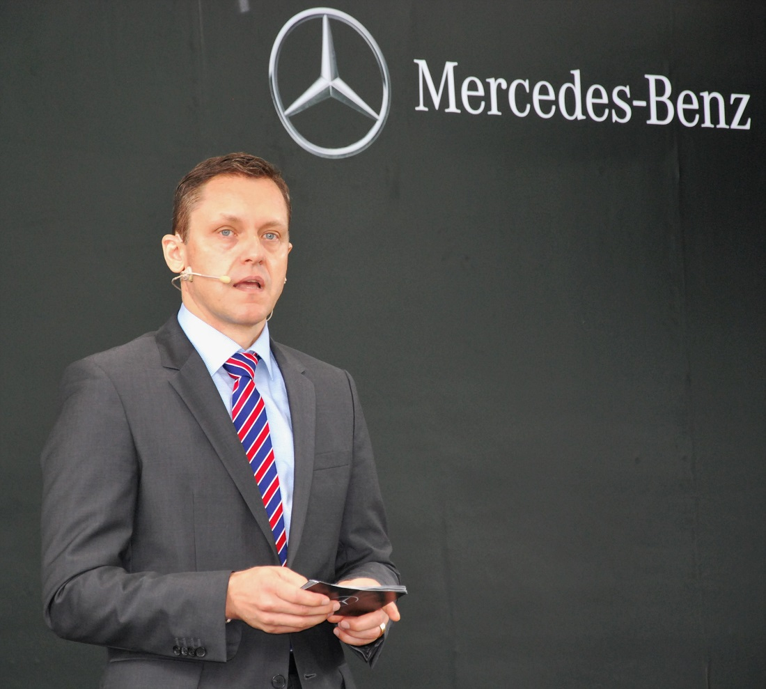 First mercedes benz city service opens in kuala lumpur for Mercedes benz ceo