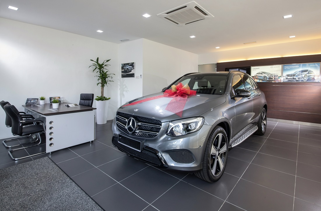 First mercedes benz city service opens in kuala lumpur for A service mercedes benz