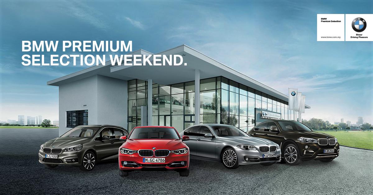 Bmw Premium Selection Deals At Xdrive Xperience Autoworld Com My