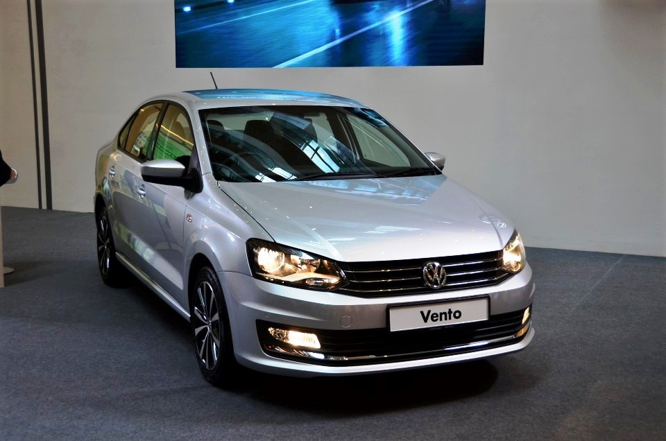 Volkswagen Vento Launched In Malaysia Autoworld Com My