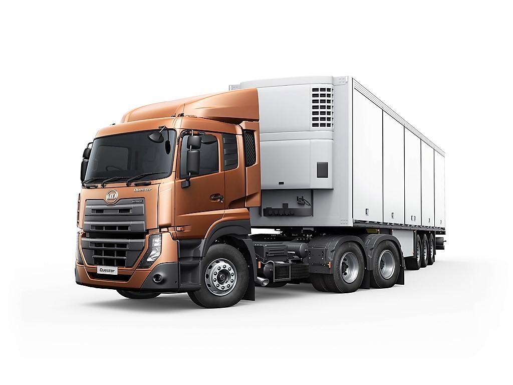 UD Trucks  quester