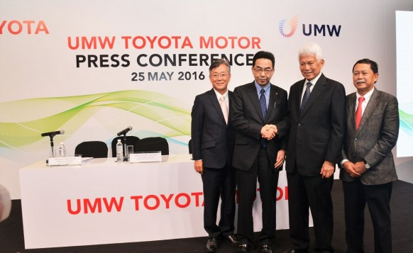 Toyota Expands Manufacturing Operations In Malaysia With New Plant