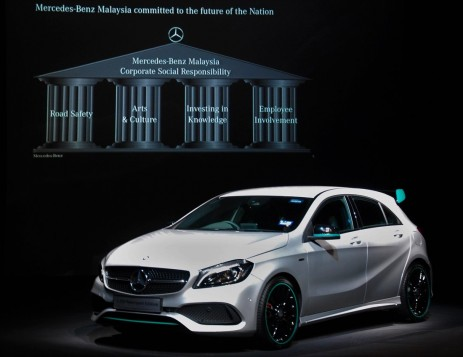 Mercedes-Benz Malaysia Invests In The Future With CSR Contributions
