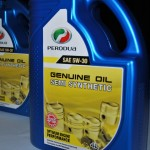 Perodua Semi Synthetic Engine Oil 5W-30 By Petronas