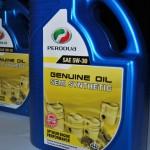 Perodua Semi Synthetic Engine Oil 5W-30 By Petronas