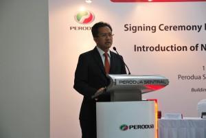 Zubair Abdul Razak CEO Petronas Lubricants Marketing Malaysia