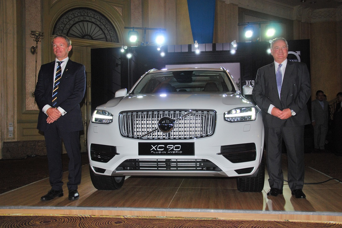 Locally Assembled Volvo Xc90 T8 Introduced Autoworld Com My