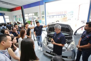 Bosch (03) - Bosch launches 'One Wrong Part Ruins Everything' campaign in Malaysia