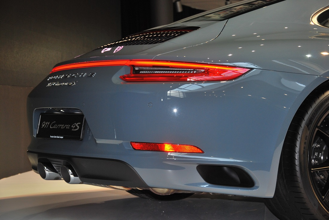 Launch Of New Porsche 911 In Malaysia - Autoworld.com.my