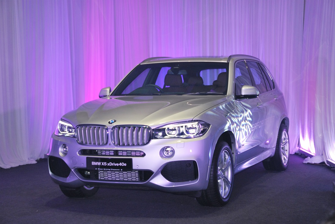 bmw x5 xdrive40e hybrid charges into malaysia. Black Bedroom Furniture Sets. Home Design Ideas