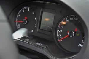 VW Vento Highline Meters