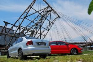 VW Vento Highline Malaysia