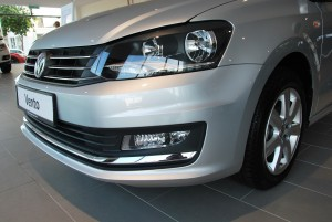 VW Vento Highline Nose