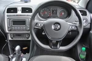 VW Vento Cockpit