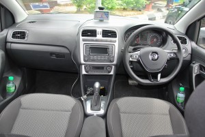 VW Vento Highline 1.2 TSI Dashboard