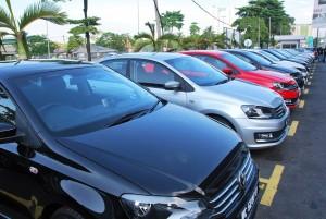 VW Vento Malaysia Drive