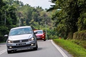 VW Vento Media Drive Malaysia