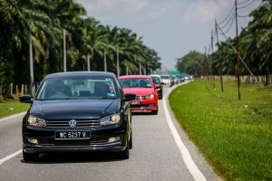 VW Vento Highline Media Drive