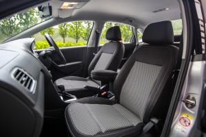 VW Vento Front Seats