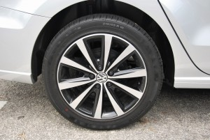VW Vento Highline Wheel Malaysia