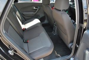 VW Vento Rear Seats Malaysia