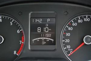 VW Vento Information Display Malaysia