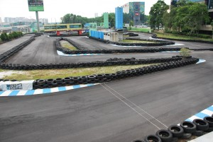 TOC-Aylezo Racing Academy 3Stone Park Go-Kart Track Glenmarie