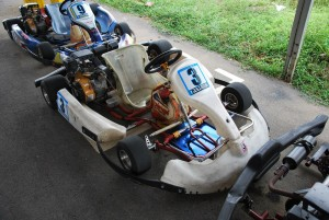 TOC-Aylezo Racing Academy Go-Kart