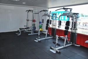 TOC-Aylezo Racing Academy Gym