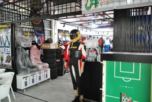 TOC-Aylezo Racing Academy Store 3Stone Park Glenmarie
