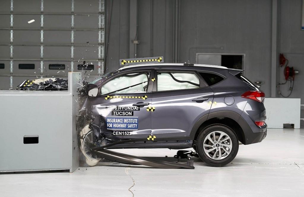 O Brien Hyundai >> Hyundai Tucson Gets Good Rating For IIHS Small Overlap Crash - Autoworld.com.my