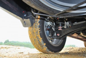 Mitsubishi Outlander Malaysia Rear Suspension