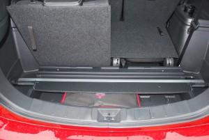 Mitsubishi Outlander Storage