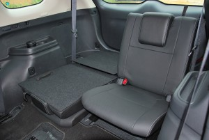 Mitsubishi Outlander 3rd Row Seats
