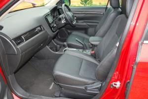 Mitsubishi Outlander Front Passenger Seat Malaysia