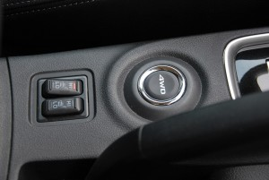 Mitsubishi Outlander 4WD Button