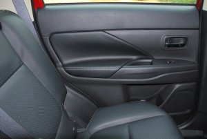 Mitsubishi Outlander Door Card