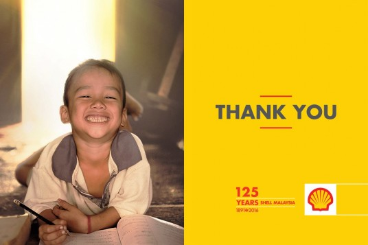 Fuel Up With Shell To Help Needy Children