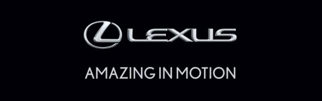 Lexus Logo - Amazing In Motion Wide