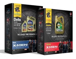 Caltex Havoline & Delo X-Men Promotional Box