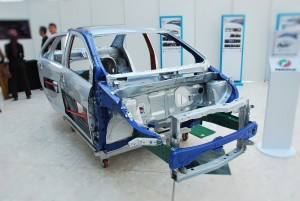 Perodua Bezza Frame