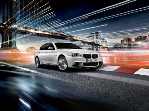 100 BMW 528i M Performance To Celebrate 100 Years